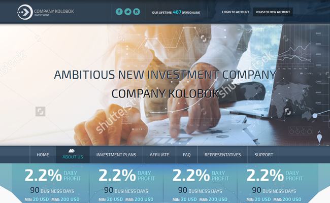 GoldCoders Template PSD to HTML