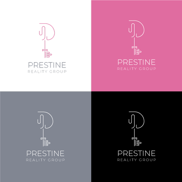Prestine Reality Group Logo